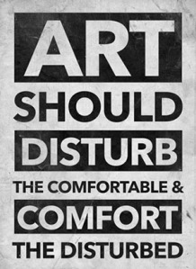 Art Disturb