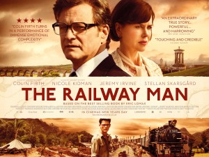 The Railway Man poster