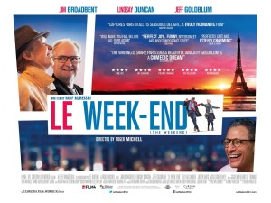 Le Week-End poster