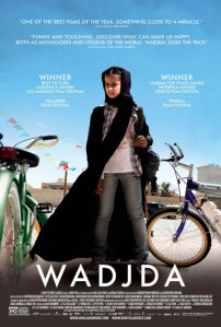 Wadjda poster - Copy
