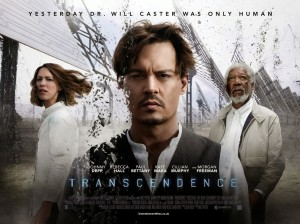 Transcendence Poster