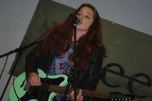 Essie rocked...