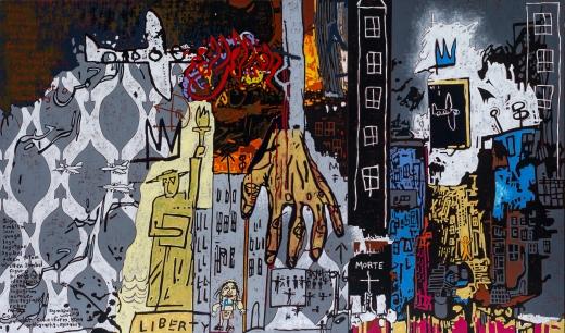 Gordon Bennett - Notes to Basquiat