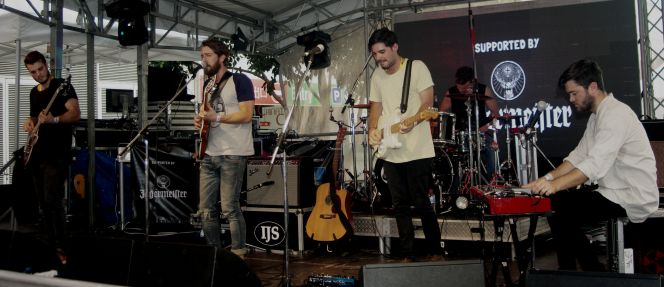 Art of Sleeping will be one of 140 bands/artists featuring at Big Sound Live