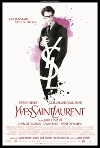 Yves Saint Laurent poster