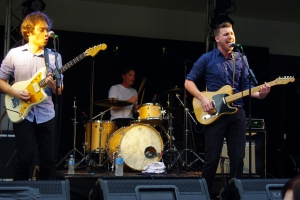 Little Odessa are one of the bands playing Bulimba Festival this Sunday.