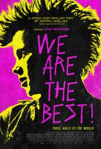 We Are the Best poster