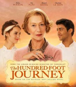 The 100-Foot Journey poster