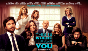 This is Where I Leave You poster