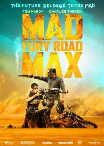 Fury Road poster