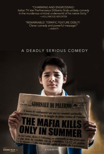 Mafia Only Kills in Summer poster