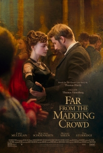 Madding Crowd poster