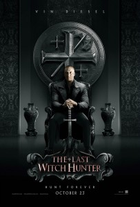 Last Witch Hunter poster