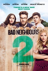 Bad Neighbours 2 poster