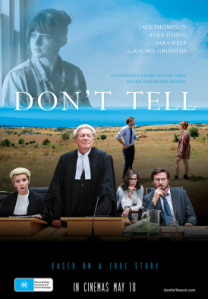 Don't Tell poster