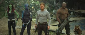 Guardians of the Galaxy Vol 2 pic 1