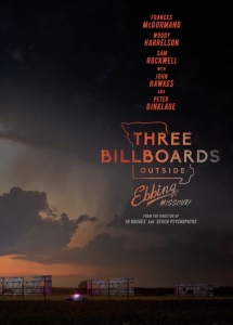 Three Billboards poster