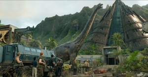 Jurassic World Fallen Kingdom 1